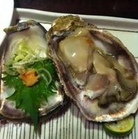 石川県産生牡蠣