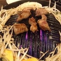 特製ラム肉