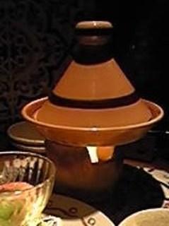 タジン 牛タン煮込み