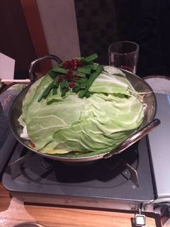西京もつ鍋