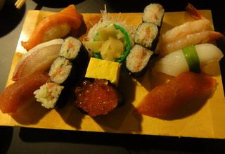 にぎり寿司 竹