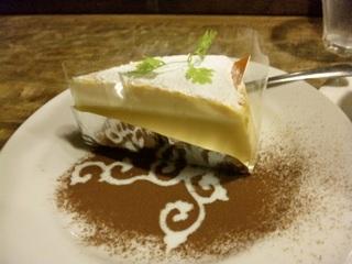 ハイジのチーズケーキ