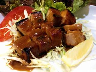 豚バラ肉の味噌漬け