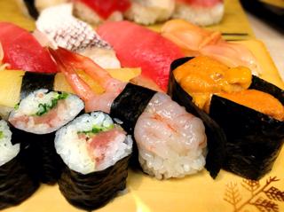 にぎり寿司/寿司儀