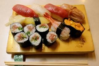 にぎり寿司(松)/寿司儀