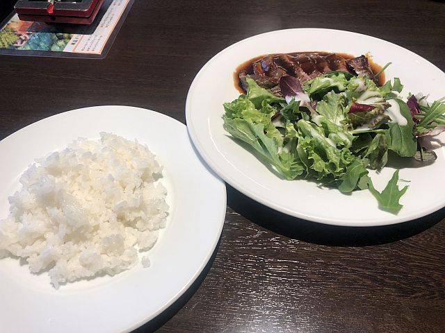 15食限定 ビーフステーキ