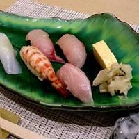 月コース お寿司