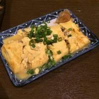 牛スジ卵焼き
