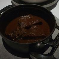 牛ほほ肉の煮込み