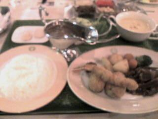 洋食カレーセット