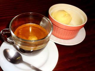 カフェ アフォガード