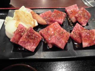 特選サーロインステーキ定食