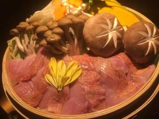 名古屋コーチンの蒸籠鍋~最高級地鶏のコクのある旨味~