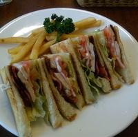 スモールクラブハウスサンドイッチ