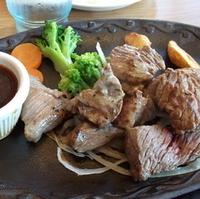 牛ハラミカットステーキ