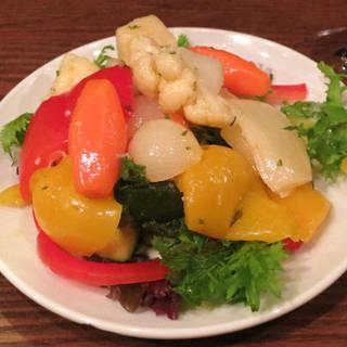 有機野菜のラタトゥイユ