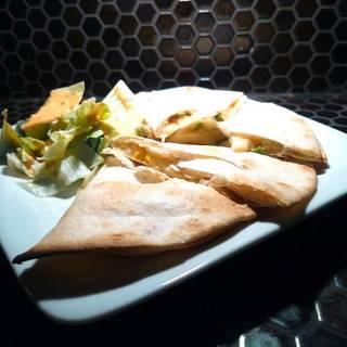 ダブルチーズ南国野菜のケサディア