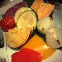 旬野菜のオーブン焼き