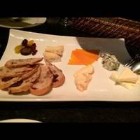 チーズの盛り合わせ5種
