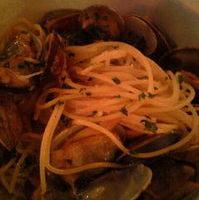 アサリのスパゲティ