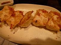 鶏チーズ餃子