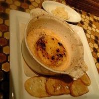 フランス産カマンベールのはちみつ石窯焼き