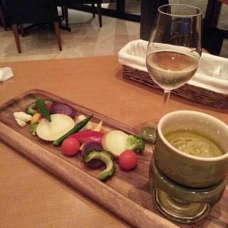 宮古島野菜のバーニャカウダー