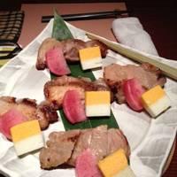 豚肉の西京焼
