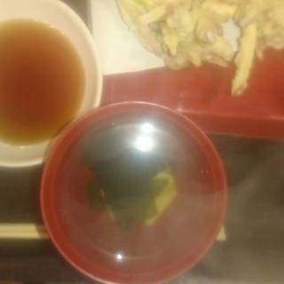 若竹汁の吸い物