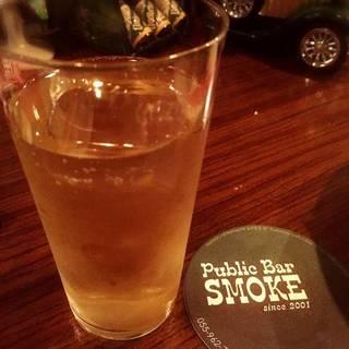 STRATHGLEN(スコッチウィスキー)のソーダ割