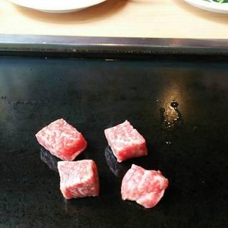 国産牛 サイコロステーキ