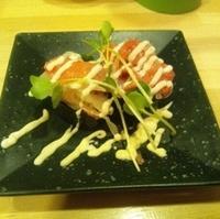 サーモンの変わり寿司