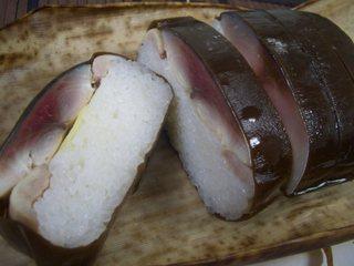 鯖寿司/はしたて