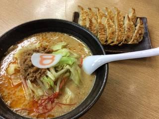 野菜担々麺