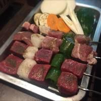 期間限定♪ビアガーデン解放!2.5時間飲み放題+肉&海鮮堪能贅沢BBQフルコース全9品 5980円