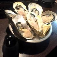 生牡蠣6種盛り