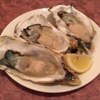 生牡蠣3種盛り