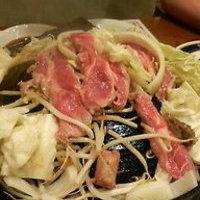 トラディショナルジンギスカン・焼き野菜セット