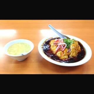 天津飯の画像 p1_11