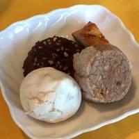 プチフール(4種のクッキー)