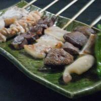 いわい鶏の串焼 各種
