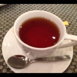 パイナップルの紅茶