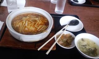フカヒレ土鍋飯