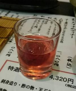 ヤマモモ酒