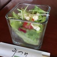 ランチセット サラダ