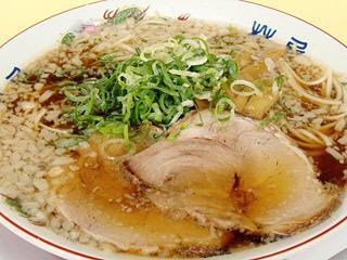 醤油ラーメン(並)