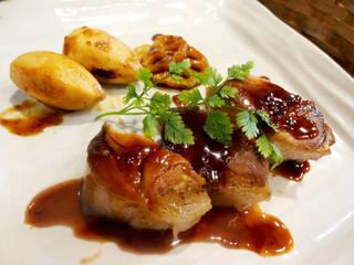 三崎鮪のテールステーキ