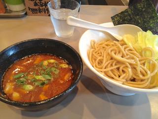 海老つけ麺