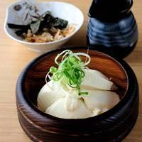 天然にがり豆腐
