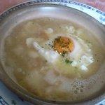 特製にんにくスープ